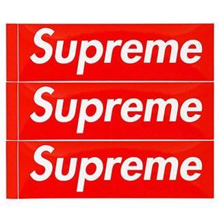 シュプリーム(Supreme)のステッカー シュプリーム(ノベルティグッズ)