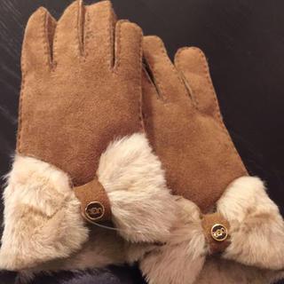 アグ(UGG)のUGG アグ リボングローブ(手袋)