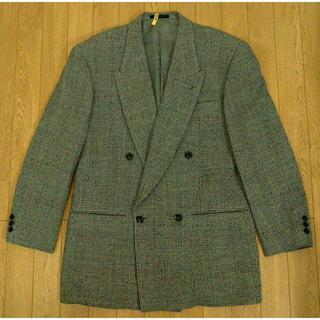 【美品・日本製 】BARREAUX イタリア製生地 ジャケット(スーツジャケット)