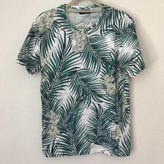 ザラ(ZARA)のZARAメンズTシャツ(Tシャツ/カットソー(半袖/袖なし))