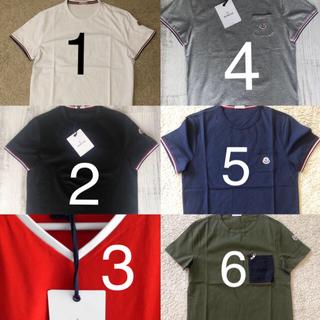 モンクレール(MONCLER)のMoncler Tee セット売り *バラ売りも可(Tシャツ/カットソー(半袖/袖なし))