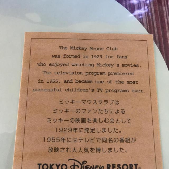 Disney(ディズニー)の☆値下げ☆TOKYO DISNEY ・Mickey Mouse ステッカー☆ エンタメ/ホビーのエンタメ その他(その他)の商品写真