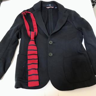 ユニクロ(UNIQLO)のジャケット コムサイズム ネクタイ UNIQLO 子供用(その他)