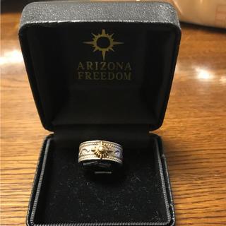 アリゾナフリーダム(ARIZONA FREEDOM)のアリゾナフリーダムリングk18(リング(指輪))