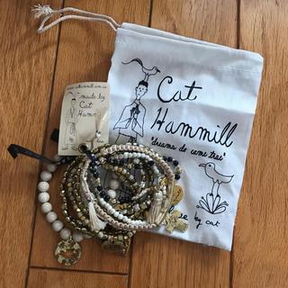 キャットハミル(CAT HAMMILL)のCat Hammill*新品 ブレスレット(ブレスレット/バングル)