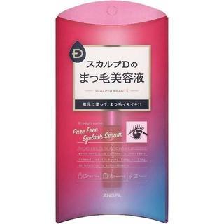 アンファー(ANGFA)のANGFA スカルプDのまつ毛美容液 6mL(まつ毛美容液)