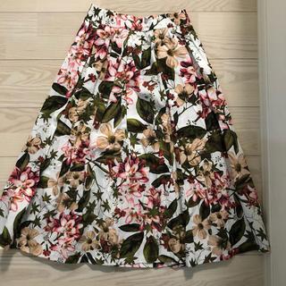 美品ZARA購入ロングスカート