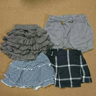 ザラ(ZARA)のZARA、Beeあり!ショートパンツ、スカート 80.90(パンツ)