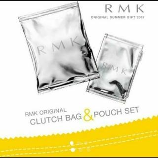 アールエムケー(RMK)のRMK サマーギフト2018 クラッチバッグ&ポーチ(クラッチバッグ)