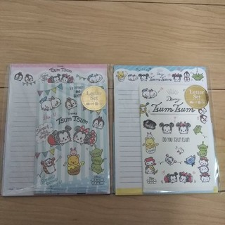 ディズニー(Disney)のちーちゃん様専用ディズニーレターセット(カード/レター/ラッピング)