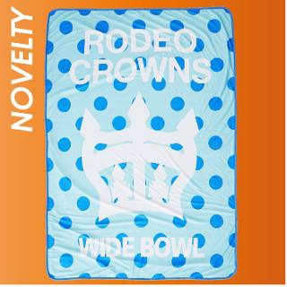 ロデオクラウンズワイドボウル(RODEO CROWNS WIDE BOWL)のロデオクラウンズ ノベルティ ブランケット(その他)