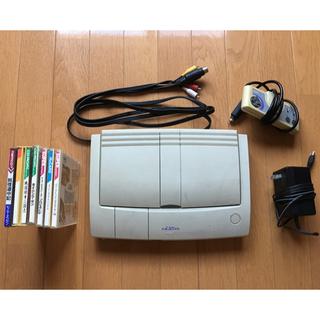 エヌイーシー(NEC)のPCエンジンDUO-R  ジャンク出品(家庭用ゲーム本体)