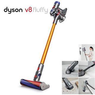 ダイソン(Dyson)の新品 Dyson V8 fluffy ダイソン V8 フラフィ(掃除機)