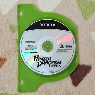 エックスボックス(Xbox)のXbox パンツァードラグーン オルタ ソフトのみ パンツァードラグーンオルタ(家庭用ゲームソフト)