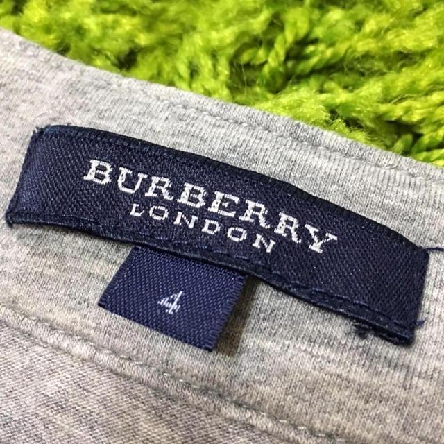 BURBERRY(バーバリー)のburberryバーバリー❤︎レディトップス レディースのトップス(カットソー(長袖/七分))の商品写真