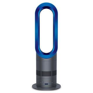 ダイソン(Dyson)のdyson hot + cool AM05 IS アイアン/サテンブルー(扇風機)