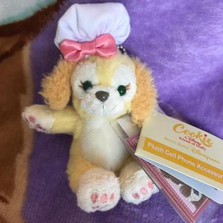 Disney - 新品クッキー ぬいぐるみストラップ