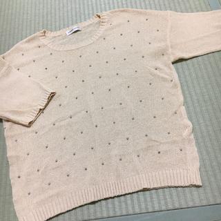 アフリカタロウ(AFRICATARO)のサマーニット(Tシャツ(半袖/袖なし))