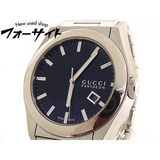 グッチ(Gucci)のグッチ■パンテオン 115.2 メンズ ウォッチ クォーツ ステンレス 時計(腕時計(アナログ))