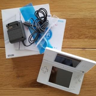 ニンテンドウ(任天堂)のNintendo DS Lite 本体(携帯用ゲーム本体)