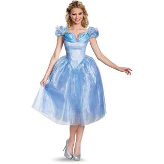 ディズニー(Disney)のシンデレラ コスプレ ドレス ディズニー プリンセス ハロウィン おばけ 仮装(衣装)