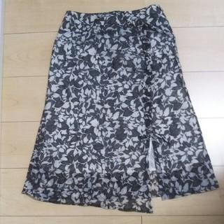 アルファキュービック(ALPHA CUBIC)のアルファキュービック 薄地スカート S(ひざ丈スカート)
