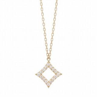 アーカー(AHKAH)のアーカー ダイヤモンド ネックレス(ネックレス)