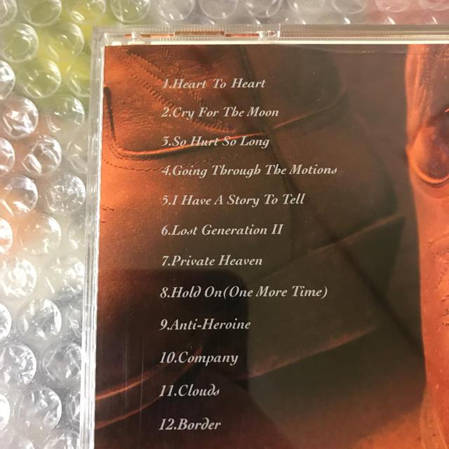 ☆CDアルバム/浜田麻里/アンチ・ヒロイン☆ エンタメ/ホビーのCD(ポップス/ロック(邦楽))の商品写真