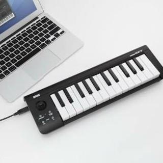 【中古】KORG microKEY-25 (MIDIコントローラー)