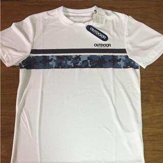 アウトドアプロダクツ(OUTDOOR PRODUCTS)の新品OUTDOORメンズTシャツM(Tシャツ/カットソー(半袖/袖なし))