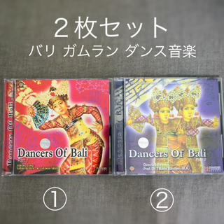 [2枚セット] バリのガムラン Dancers of Bali (ワールドミュージック)