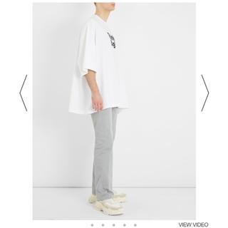バレンシアガ(Balenciaga)の2018SS BALENCIAGA cotton chino trousers(チノパン)