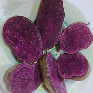 新じゃがいも 紫のシャドークイーン!(野菜)