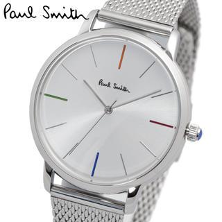 ポールスミス(Paul Smith)の【新入荷】Paul Smith メンズ 腕時計 メッシュ シンプル P10102(腕時計(アナログ))