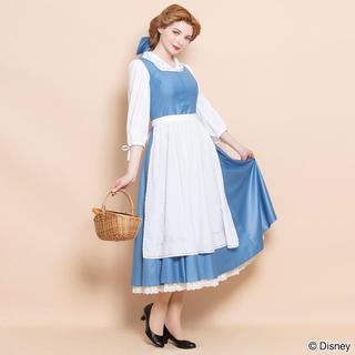 Secret Honey - 街ベル ベル 美女と野獣 コスプレ ディズニー ハロウィン Dハロ ドレス 町