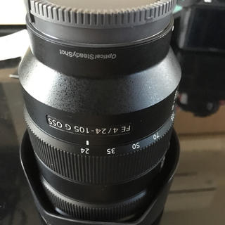 ソニー(SONY)のSONY SEL24105G 24-105mm α Eマウント(レンズ(ズーム))