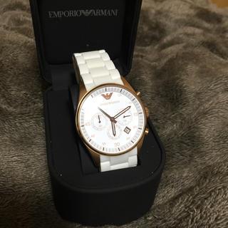 Emporio Armani - アルマーニ 腕時計 メンズ