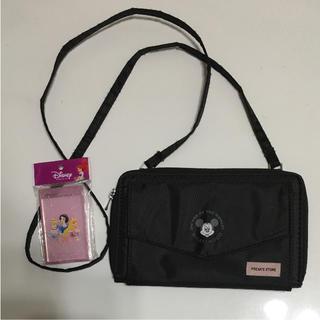 ディズニー(Disney)のミッキー 財布 ポシェット(財布)