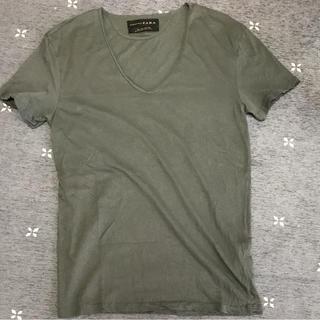 ザラ(ZARA)のTシャツ 半袖 ZARA(Tシャツ/カットソー(半袖/袖なし))