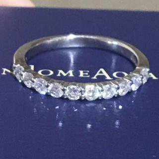 ヴァンドームアオヤマ(Vendome Aoyama)の美品❣️ヴァンドーム青山 0.3ct プラチナダイヤモンドリング プラチナリング(リング(指輪))