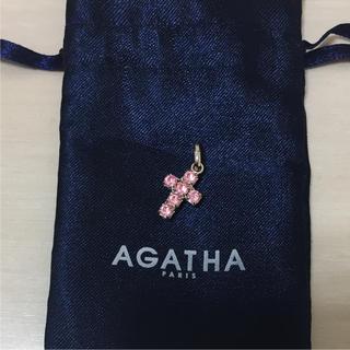 アガタ(AGATHA)の【新品未使用】アガタ ネックレス(ネックレス)