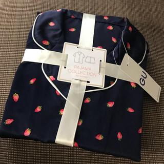 ジーユー(GU)のいちご柄♡パジャマ(ルームウェア)
