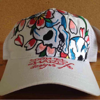 エドハーディー(Ed Hardy)の本物 エドハーディー  メッシュキャップ キャップ 帽子(キャップ)