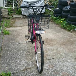 電動アシスト自転車 パナソニック エーガールズ26インチ