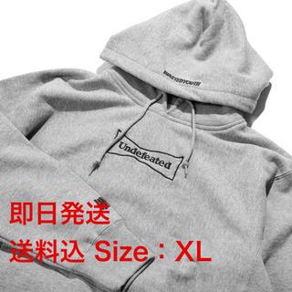 アンディフィーテッド(UNDEFEATED)の【size:XL】UNDEFEATED × WASTED YOUTH(パーカー)