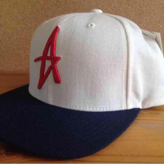 オルタモント(ALTAMONT)のオルタモント ベースボール キャップ 帽子(キャップ)