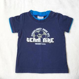 ナイキ(NIKE)のナイキTシャツ70ネイビー(Tシャツ)