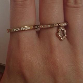 フォリフォリ(Folli Follie)の最終値下げ♥リングセット(リング(指輪))