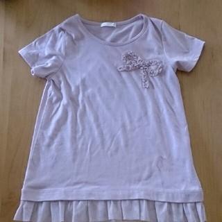 ジーユー(GU)のジーユー Tシャツ 130㎝ (Tシャツ/カットソー)