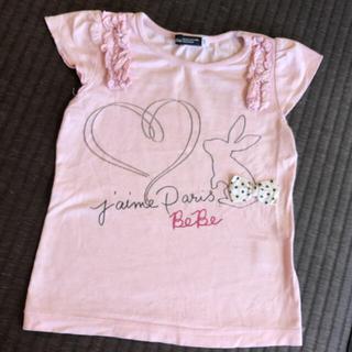 ベベ(BeBe)のBe BeTシャツ110♡(Tシャツ/カットソー)